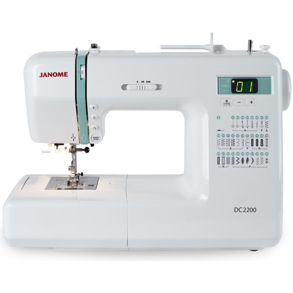 Janome DC40 Statewide Sewing Centre Best Janome Sewing Machines Melbourne