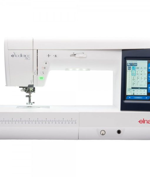 Elna EXcellence 40 Statewide Sewing Centre Stunning Elna 780 Sewing Machine